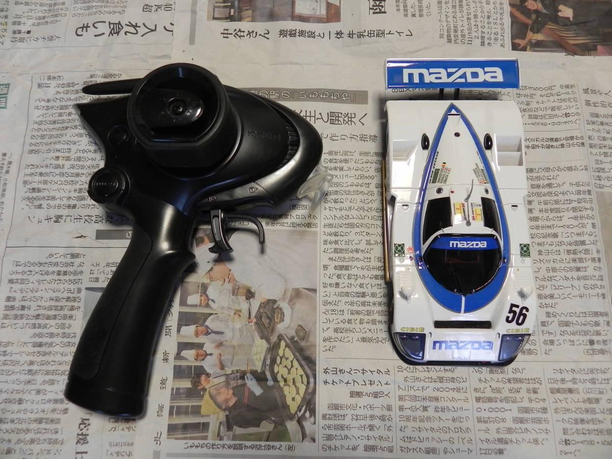 京商 ミニッツ マッダ レーシングカー MR-02 ASF2,4GHz KT18コンバージョンセット