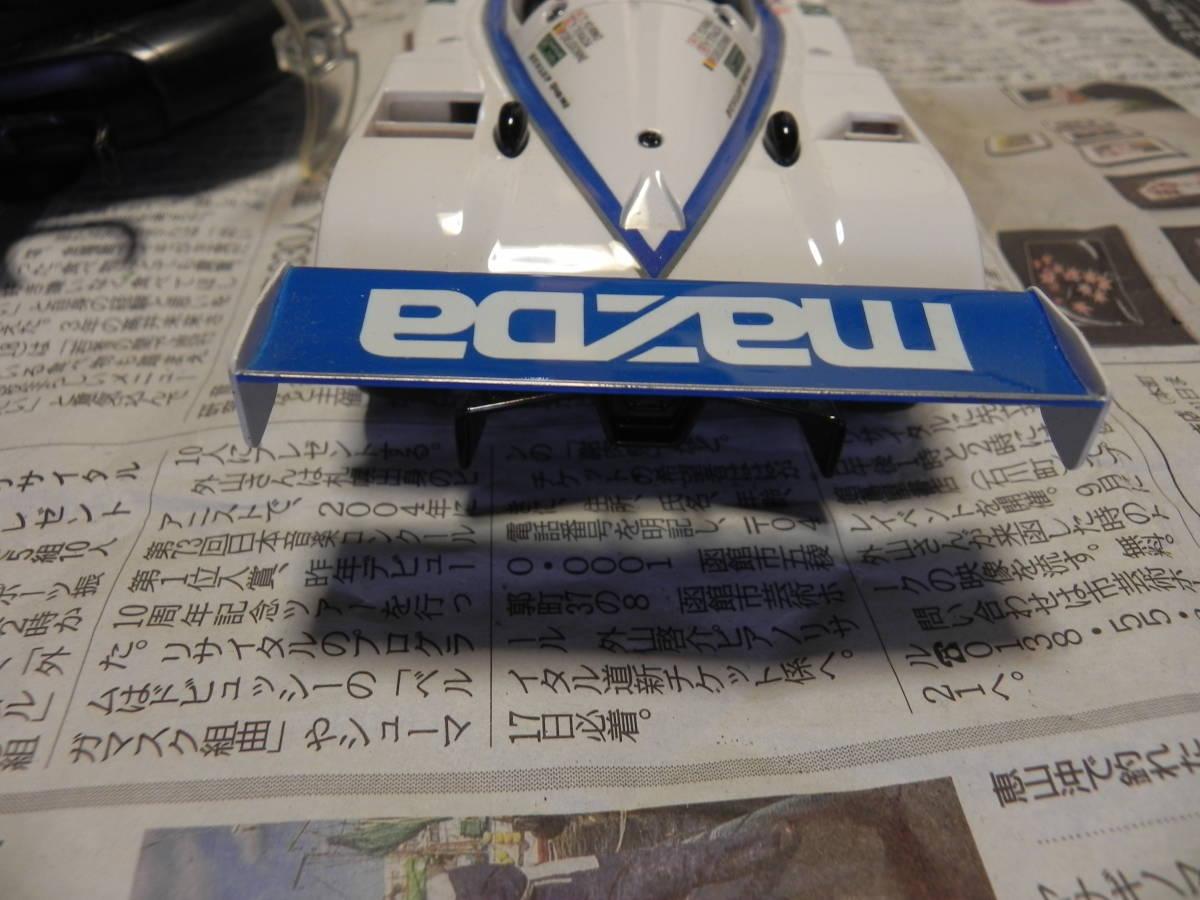 京商 ミニッツ マッダ レーシングカー MR-02 ASF2,4GHz KT18コンバージョンセット_画像3