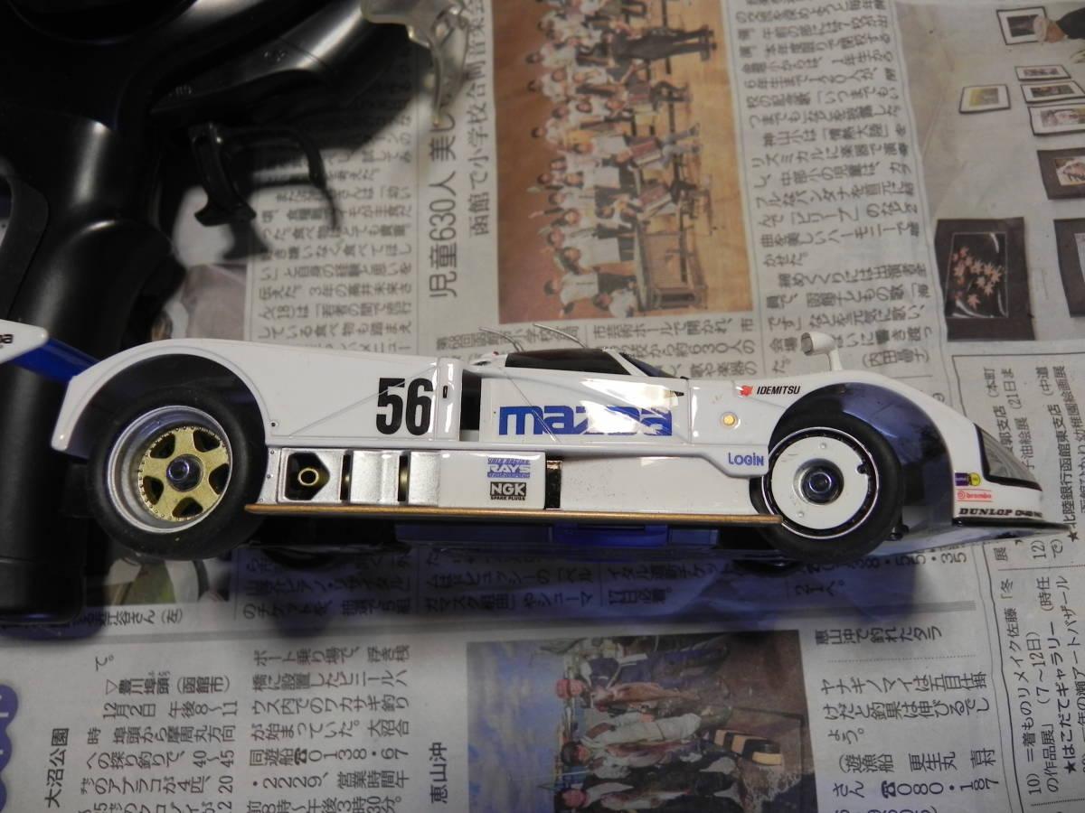 京商 ミニッツ マッダ レーシングカー MR-02 ASF2,4GHz KT18コンバージョンセット_画像4