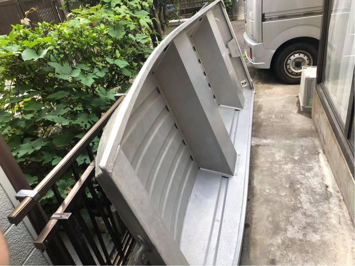 サベージ 10フィート ジョンボート アルミボート_画像2