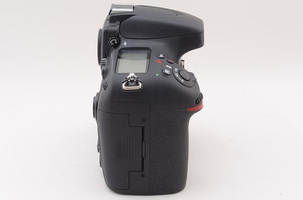 [新品級] Nikon D800E 本体 ショット数 1650 元箱 #108710_画像5