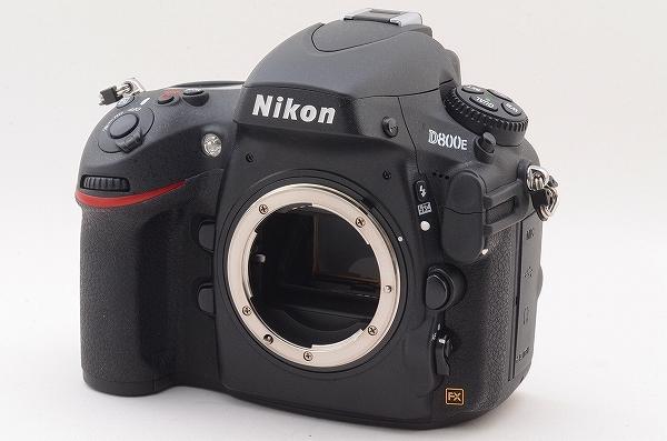 [新品級] Nikon D800E 本体 ショット数 1650 元箱 #108710_画像2