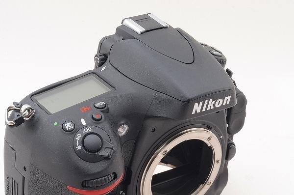 [新品級] Nikon D800E 本体 ショット数 1650 元箱 #108710_画像3