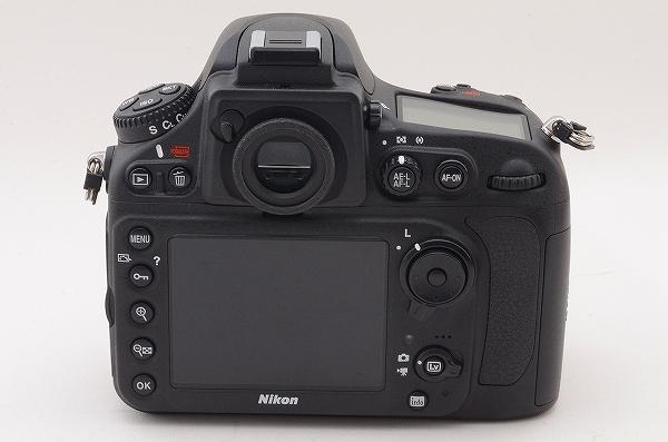 [新品級] Nikon D800E 本体 ショット数 1650 元箱 #108710_画像4