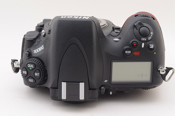 [新品級] Nikon D800E 本体 ショット数 1650 元箱 #108710_画像7