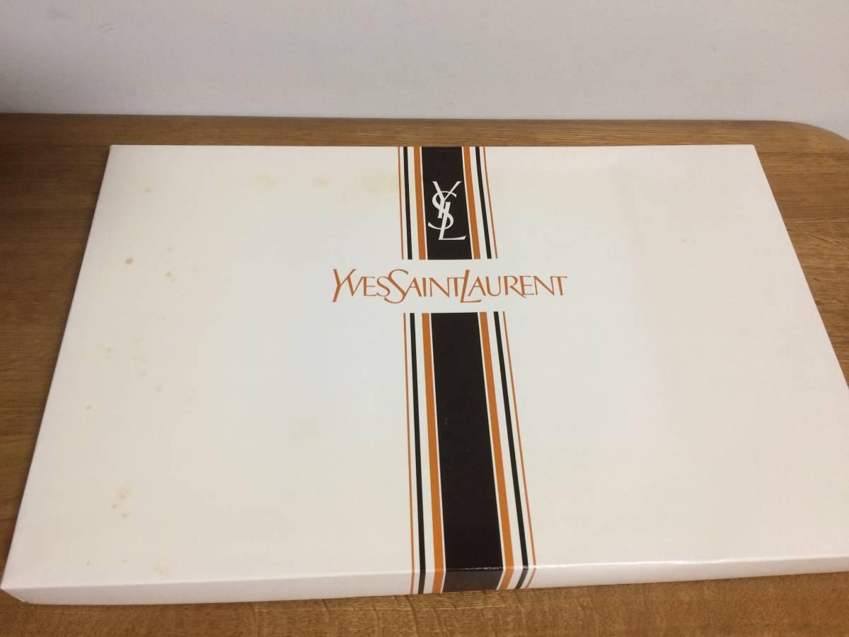 夏向け レトロ柄 YVES SAINT LAURENT イヴ サンローラン 紳士用靴下5足セット カラー色々 メンズ サイズ 25~26cm相当 箱入り_画像8