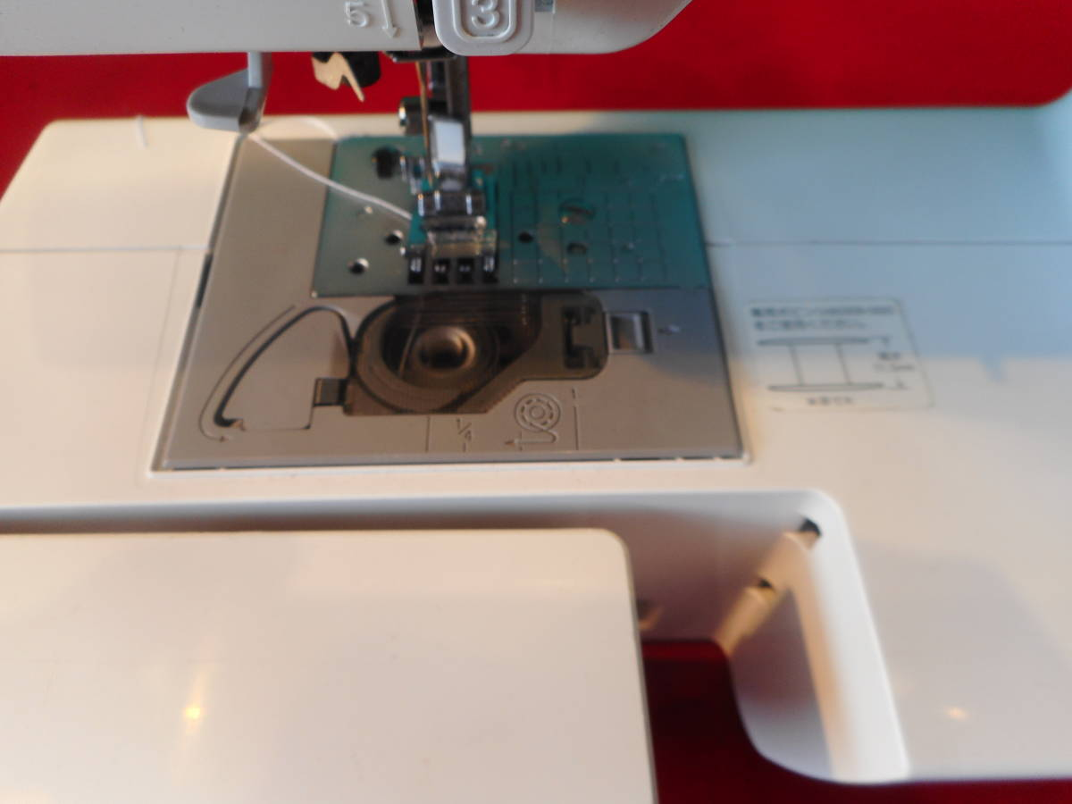 専門店より ブラザーCPS42 HS301 軽量コンパクト 美品 薄地~ジーンズ5枚OK_画像5