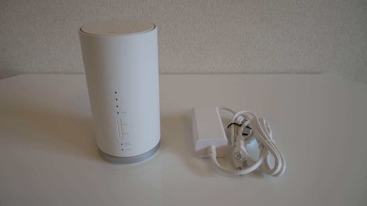 【中古美品】 au Speed Wi-Fi HOME L01