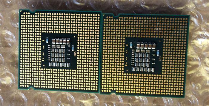 Core2 Duo E8500 2枚組み・送料無料 ④_画像2