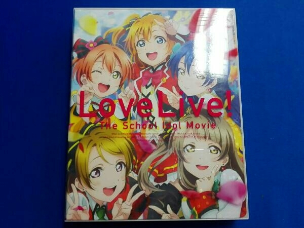 ラブライブ!The School Idol Movie(特装限定版)(Blu-ray Disc)_画像1