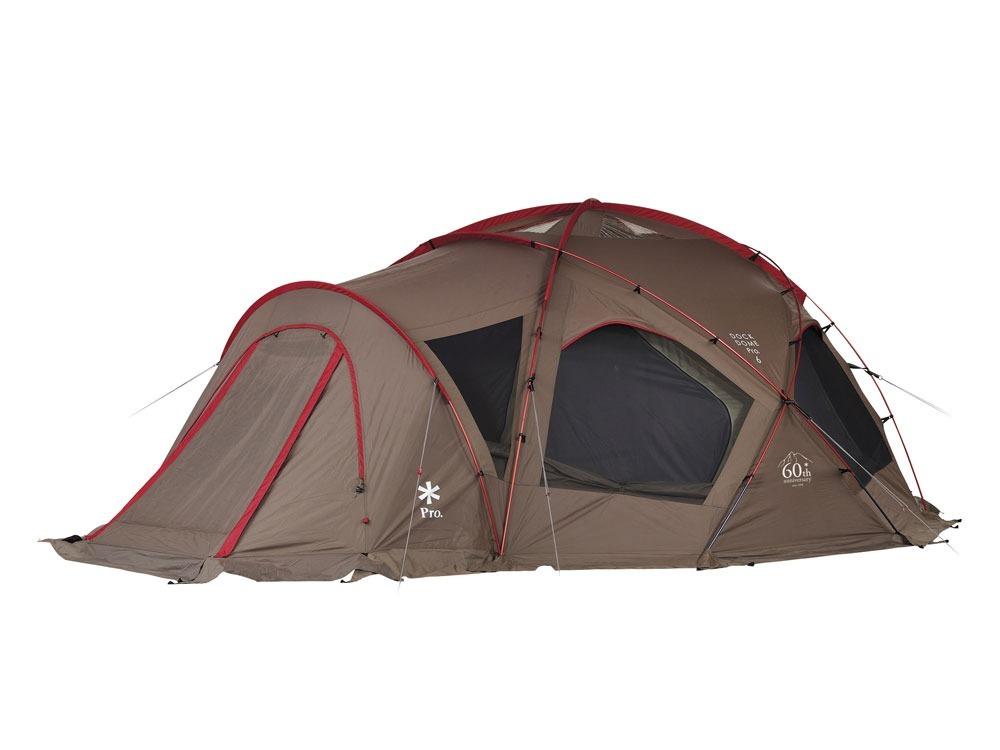 1円 限定 *【4924】スノーピーク 60周年記念 ドックドーム Pro.6 SD-510 snowpeak リップストップ テント シェルター キャンプ