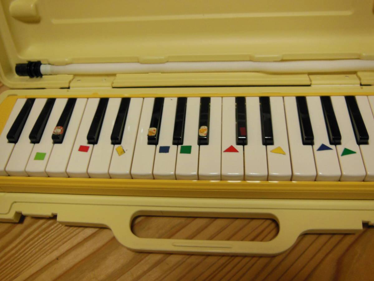 スズキ メロディオン MA-32 ピアニカ 鍵盤ハーモニカ_画像2