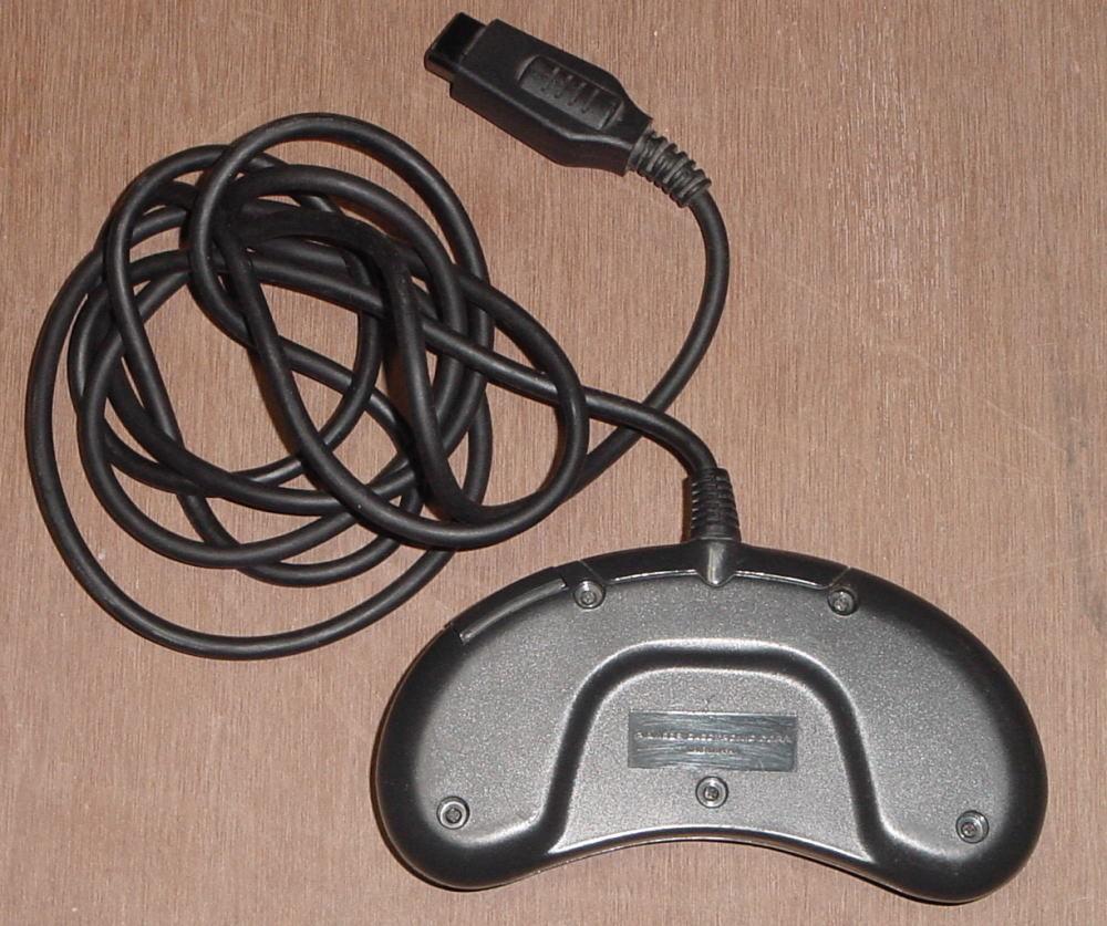 パイオニア CPD-S1 レーザーアクティブ用メガドライブ6Bパッド ※動作未確認ジャンク_画像2