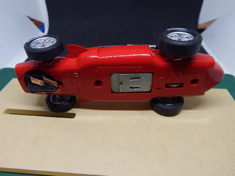 1/32 箱無しスロットカー放出 81 カートリックス フェラーリ555スーパースクアロ_画像4