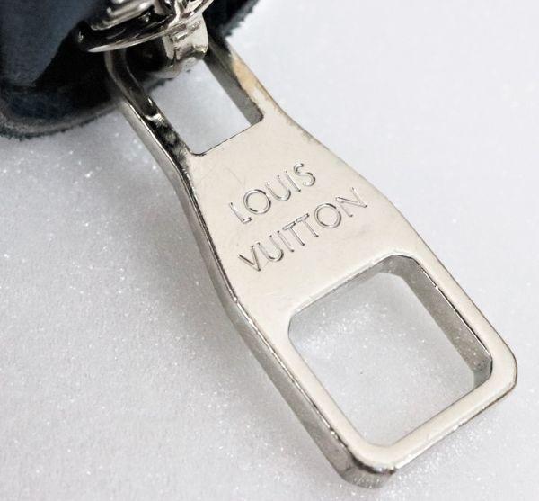 ルイヴィトン LOUIS VUITTON M60619 エピ ジッピー オーガナイザー 財布 ラウンドファスナー ブルーセレスト■2505-1☆_画像5