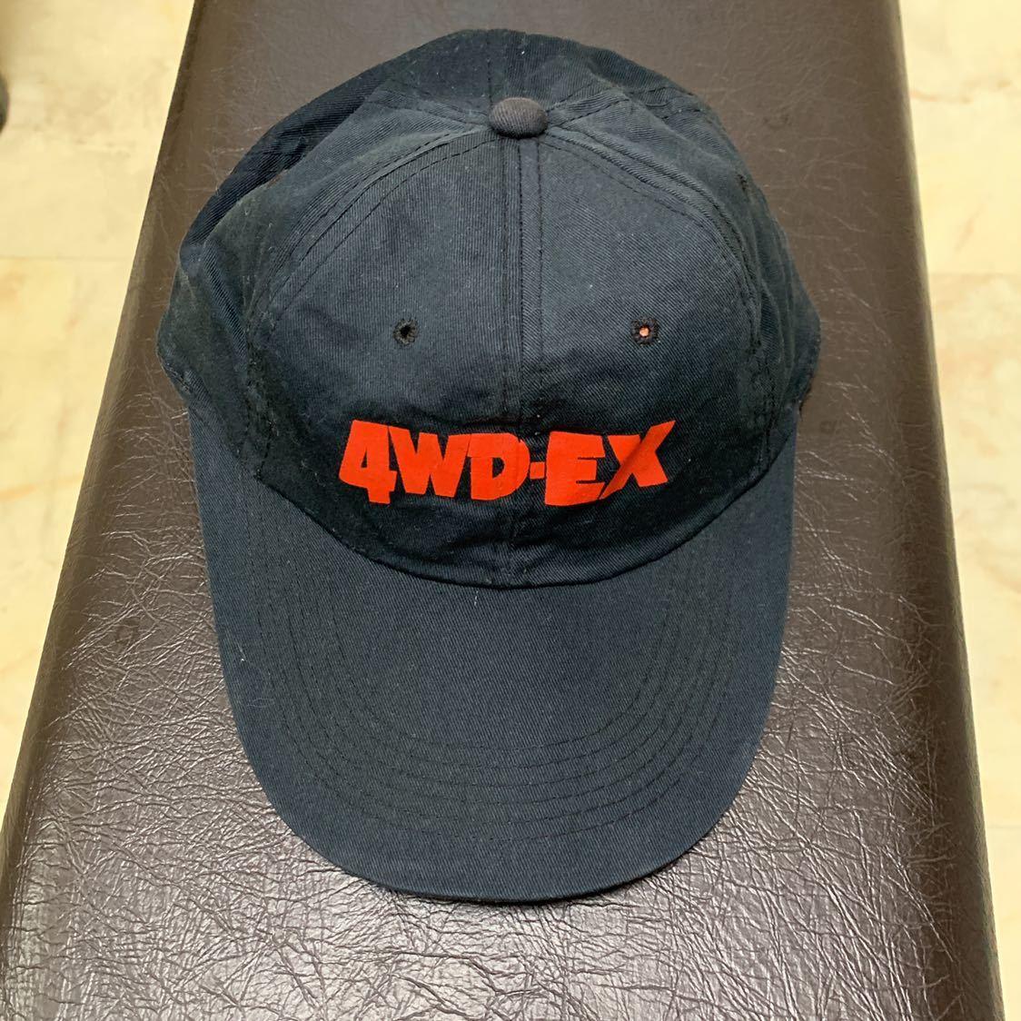 【200円売切♪】4WD-EX(4WD エクスプローラー) キャップ(スズキ ジムニー ランクル ランドクルーザー サファリ 帽子)_画像1