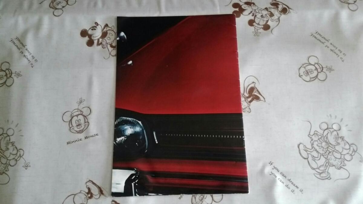 昭和43年 日産スカイライン2000GT ハコスカ 16ページ大判 旧車カタログ_画像3