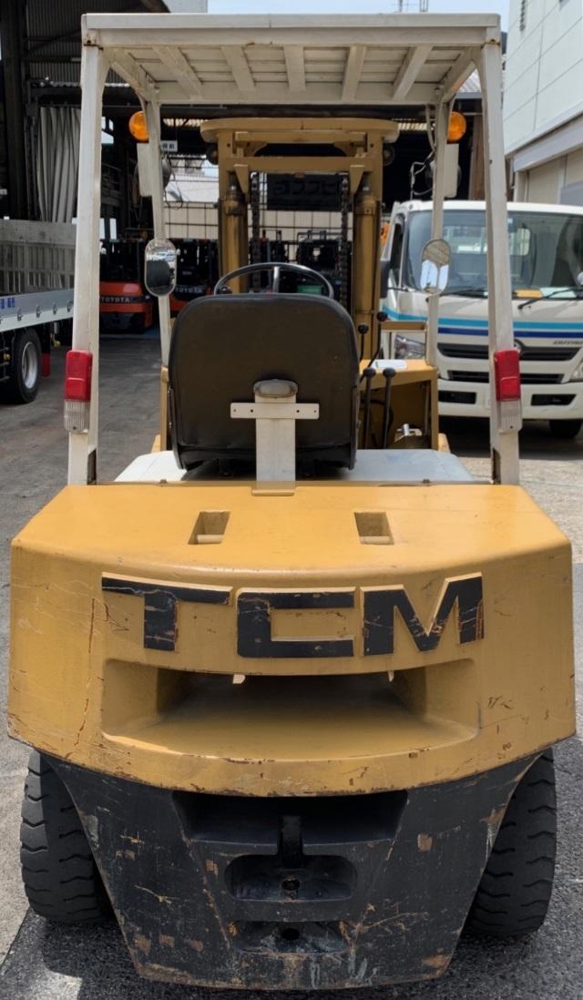TCM 中古フォークリフト 3t ガソリン FVG30N7 _画像3