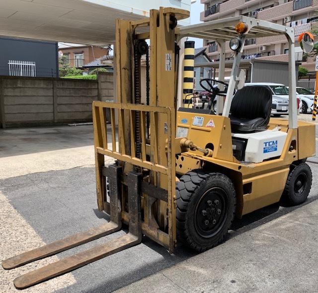 TCM 中古フォークリフト 3t ガソリン FVG30N7