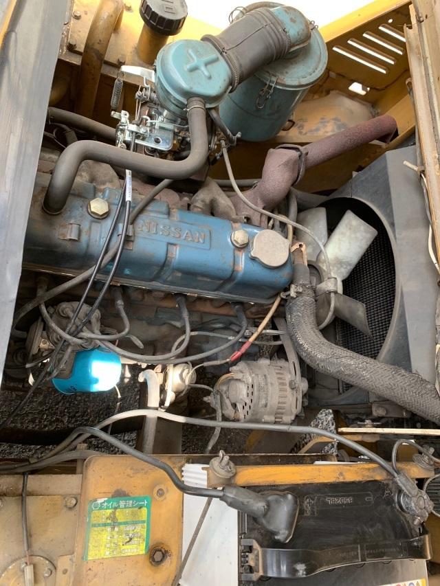 TCM 中古フォークリフト 3t ガソリン FVG30N7 _画像8