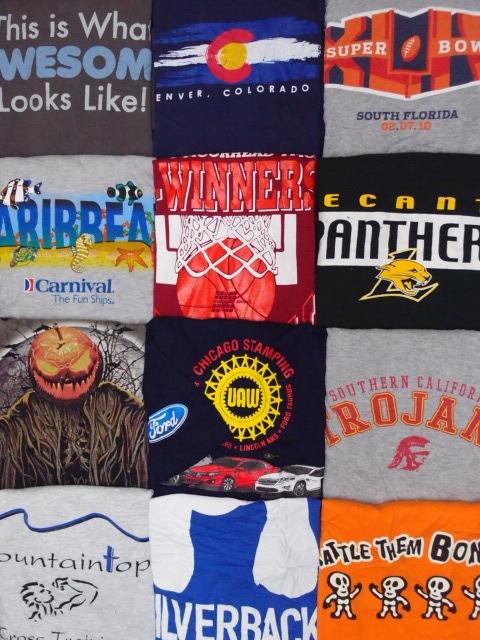 ◆古着卸USA■文字/ロゴ☆アメリカンTシャツ24枚セット★★★2XL  アメリカ直輸入 ビッグサイズ_画像2