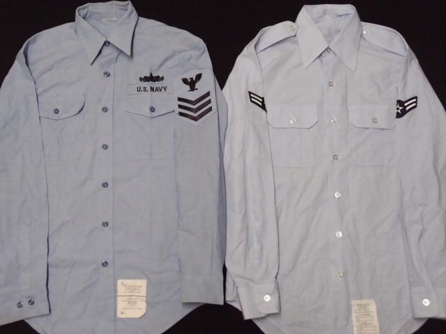 ◆古着卸USA■ミリタリーシャツ19枚セット★★★M+S  長袖/半袖MIX アメリカ直輸入 米軍_画像3
