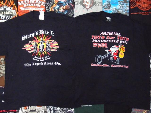 ◆古着卸USA■チョッパー☆アメリカンTシャツ24枚セット★★★XL  アメリカ直輸入 モーターサイクル/オートバイ_画像9