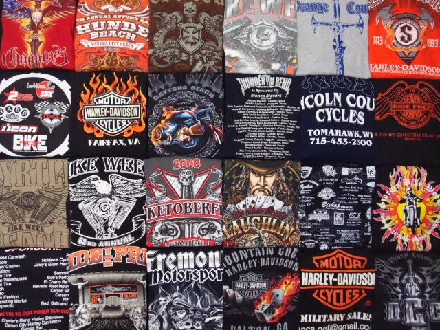 ◆古着卸USA■チョッパー☆アメリカンTシャツ24枚セット★★★XL  アメリカ直輸入 モーターサイクル/オートバイ_画像2