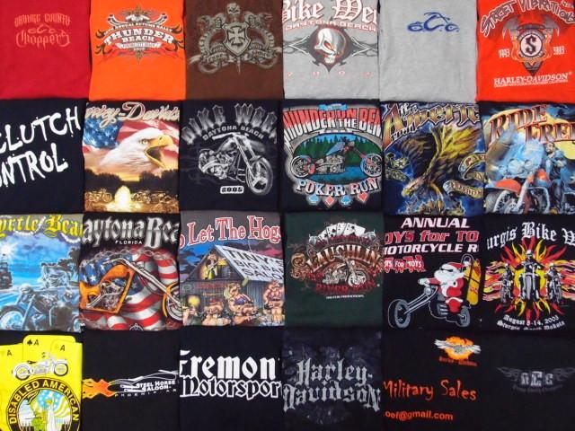 ◆古着卸USA■チョッパー☆アメリカンTシャツ24枚セット★★★XL  アメリカ直輸入 モーターサイクル/オートバイ