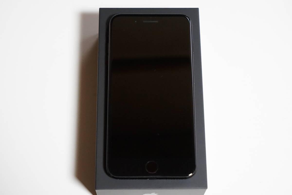 iPhone7Plus 256GB ジェットブラック ドコモ_画像2