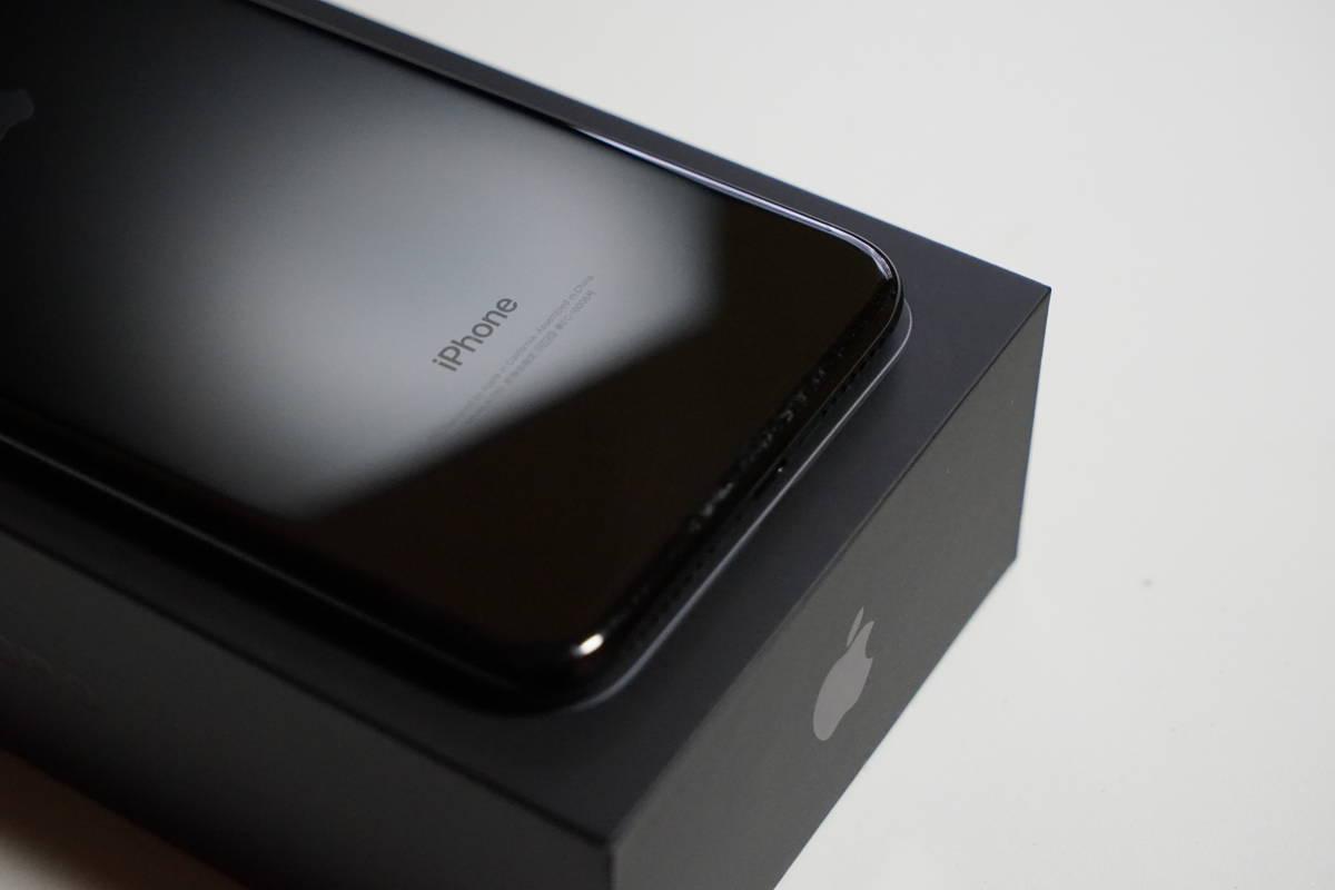 iPhone7Plus 256GB ジェットブラック ドコモ_画像4