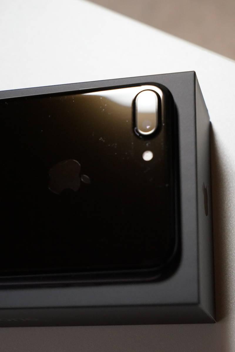iPhone7Plus 256GB ジェットブラック ドコモ_画像5