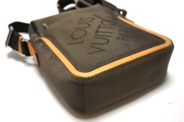 【極美品】ルイヴィトン Louis Vuitton ダミエ ジェアン シタダン バッグ 鞄 斜め掛け ショルダー メンズ レディース 正規品 M93040 _画像7