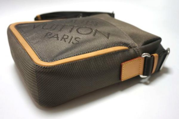 【極美品】ルイヴィトン Louis Vuitton ダミエ ジェアン シタダン バッグ 鞄 斜め掛け ショルダー メンズ レディース 正規品 M93040 _画像5