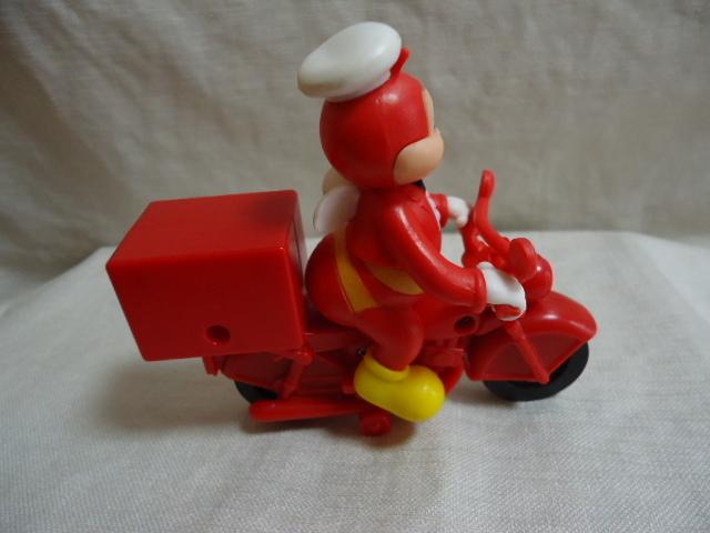 US JOLLIBEE ジョリービー 10.5センチ バイク ミニカー ハチ_画像4