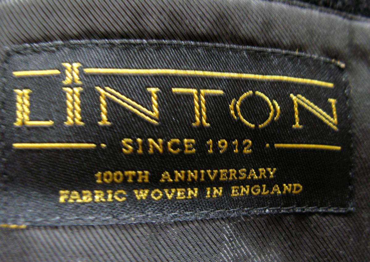 アンユーズド UNUSED×LINTON FABRIC:ノーカラー ツイード ジャケット ( リントン jacket_画像6