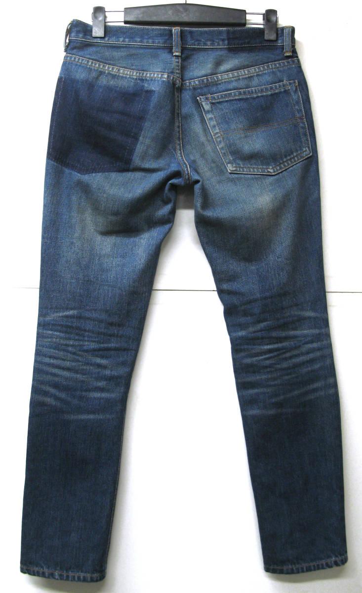 アンダーカバー UNDER COVER:レディース デニム M ( ジーンズ クラッシュデニム denim jeans_画像2