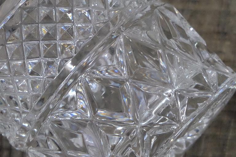 ボヘミアクリスタル ロックグラス 5客 未使用箱入  オールドファッショングラス タンブラー ウイスキー 水割り _画像7