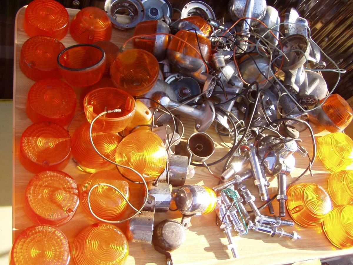 レンズ ランプ ステー ごちゃまぜ いろいろ カブ ダックス モンキー CB CD  _画像2