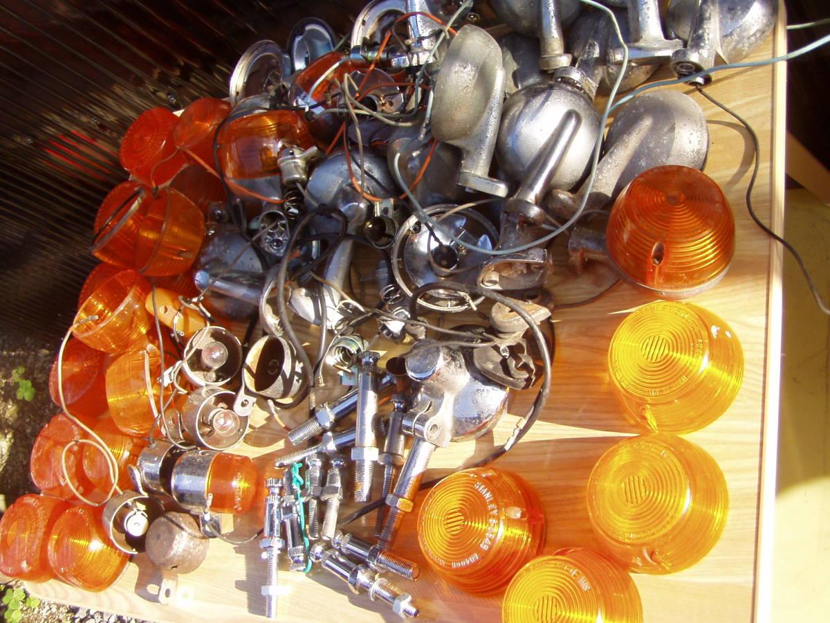 レンズ ランプ ステー ごちゃまぜ いろいろ カブ ダックス モンキー CB CD  _画像3