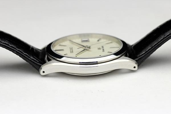 1円 極美品 GS グランドセイコー SBGV003 9F82-0A10 メンズ クォーツ 腕時計 アイボリー文字盤_画像6