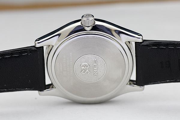 1円 極美品 GS グランドセイコー SBGV003 9F82-0A10 メンズ クォーツ 腕時計 アイボリー文字盤_画像5