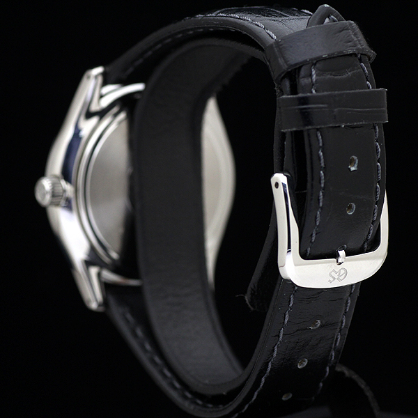 1円 極美品 GS グランドセイコー SBGV003 9F82-0A10 メンズ クォーツ 腕時計 アイボリー文字盤_画像4