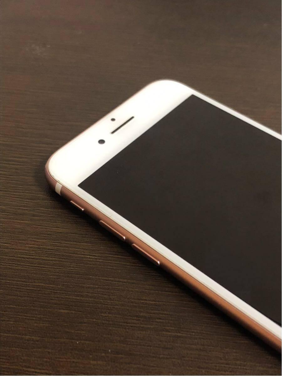 良品・ 海外版SIMフリー・Apple iPhone 7 128gb・ローズゴールド・安心・一括購入・外国でも使用可・_画像4
