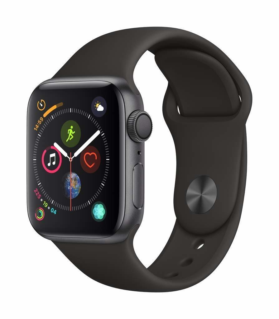 ■Apple Watch Series 4 GPSモデル 40mm スペースグレイ アルミニウムケース 新品同様_画像3