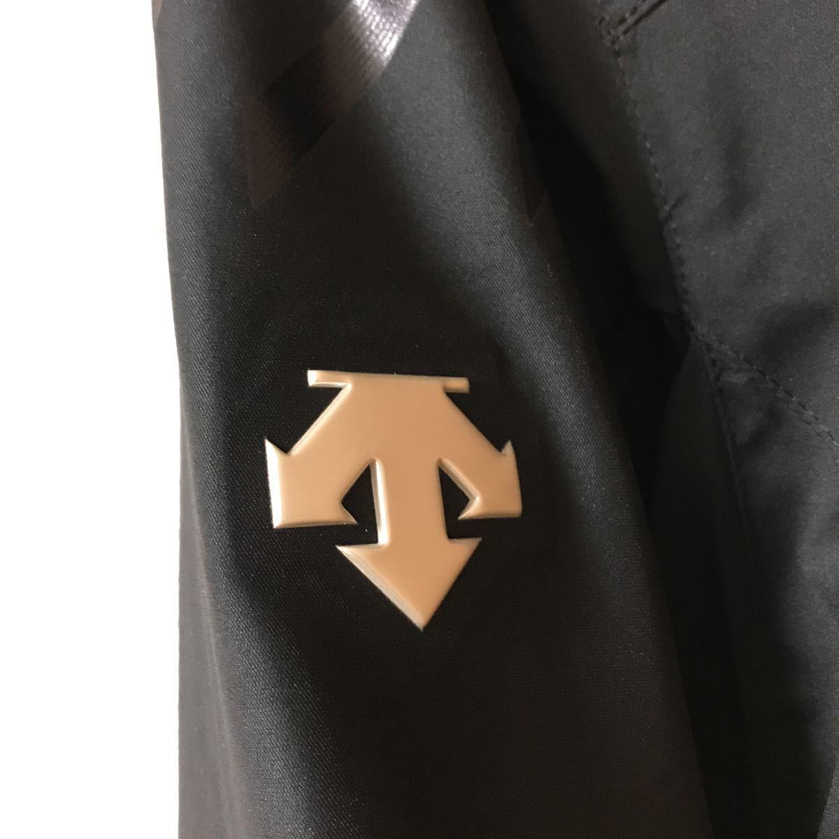 デサント S.I.O JACKET スキージャケット メンズ Sサイズ 送料込み!普段着使いとしてスキー場では未着用です!_画像10