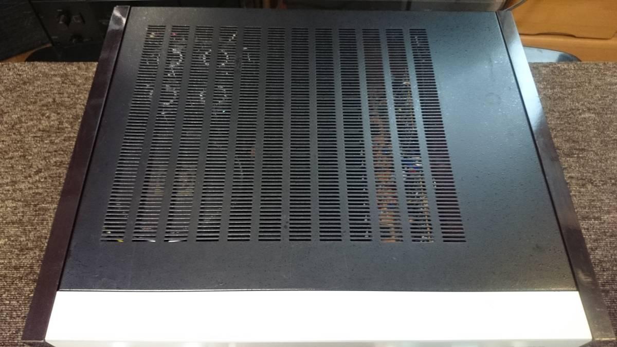 sansui サンスイ AU-D907X 『整備動作品 保証あり』 プリメインアンプ_画像9