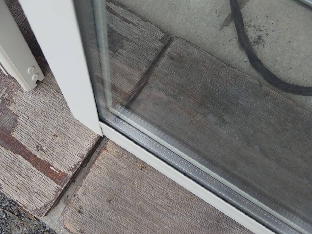 内窓 2重窓 LIXIL インプラス ペアガラス 引違い窓 ホワイト w1302×h1188 _画像4