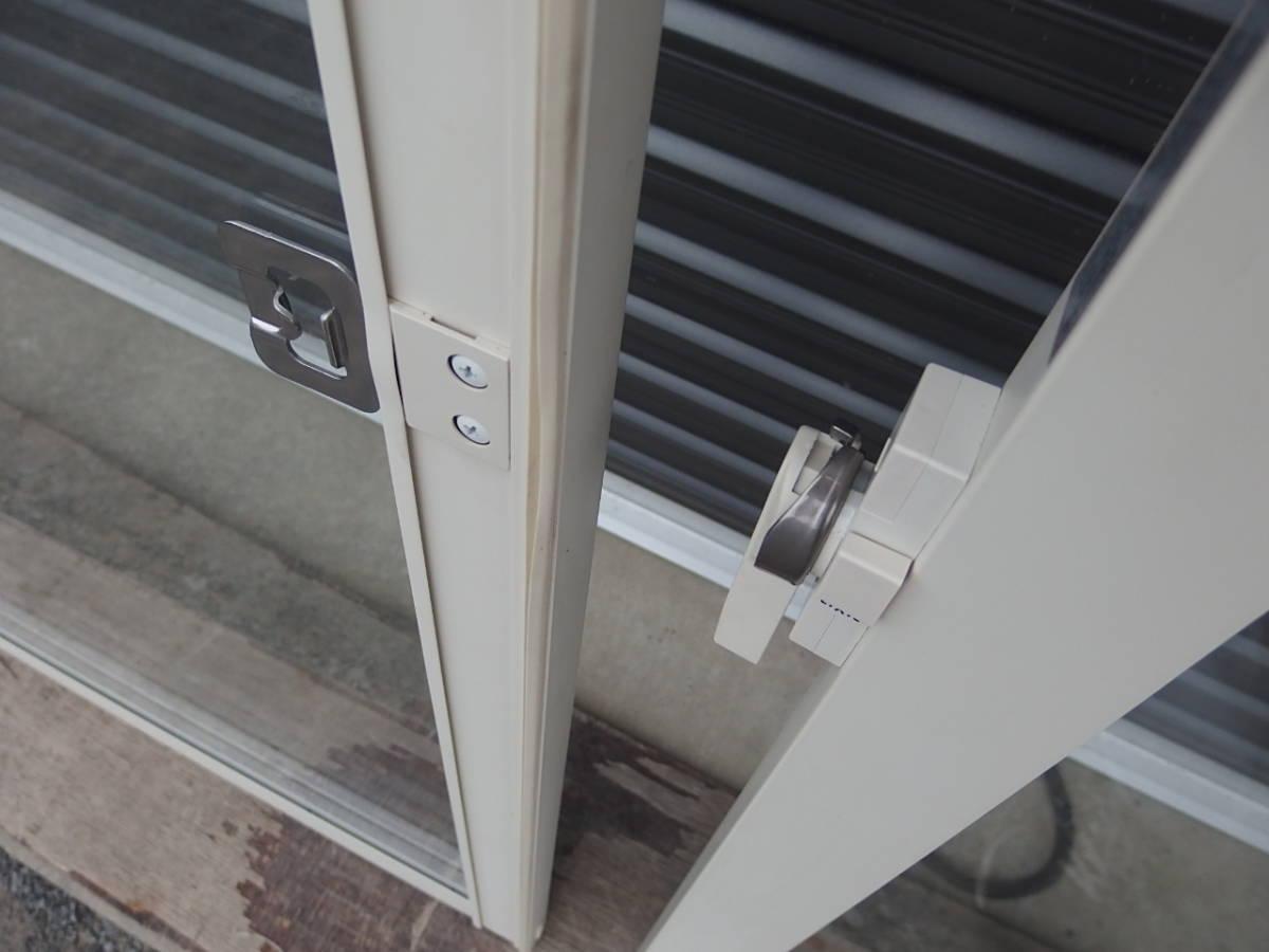 内窓 2重窓 LIXIL インプラス ペアガラス 引違い窓 ホワイト w1302×h1188 _画像5
