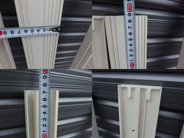 内窓 2重窓 LIXIL インプラス ペアガラス 引違い窓 ホワイト w1302×h1188 _画像6